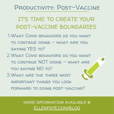 Productivity: Post-Vaccine